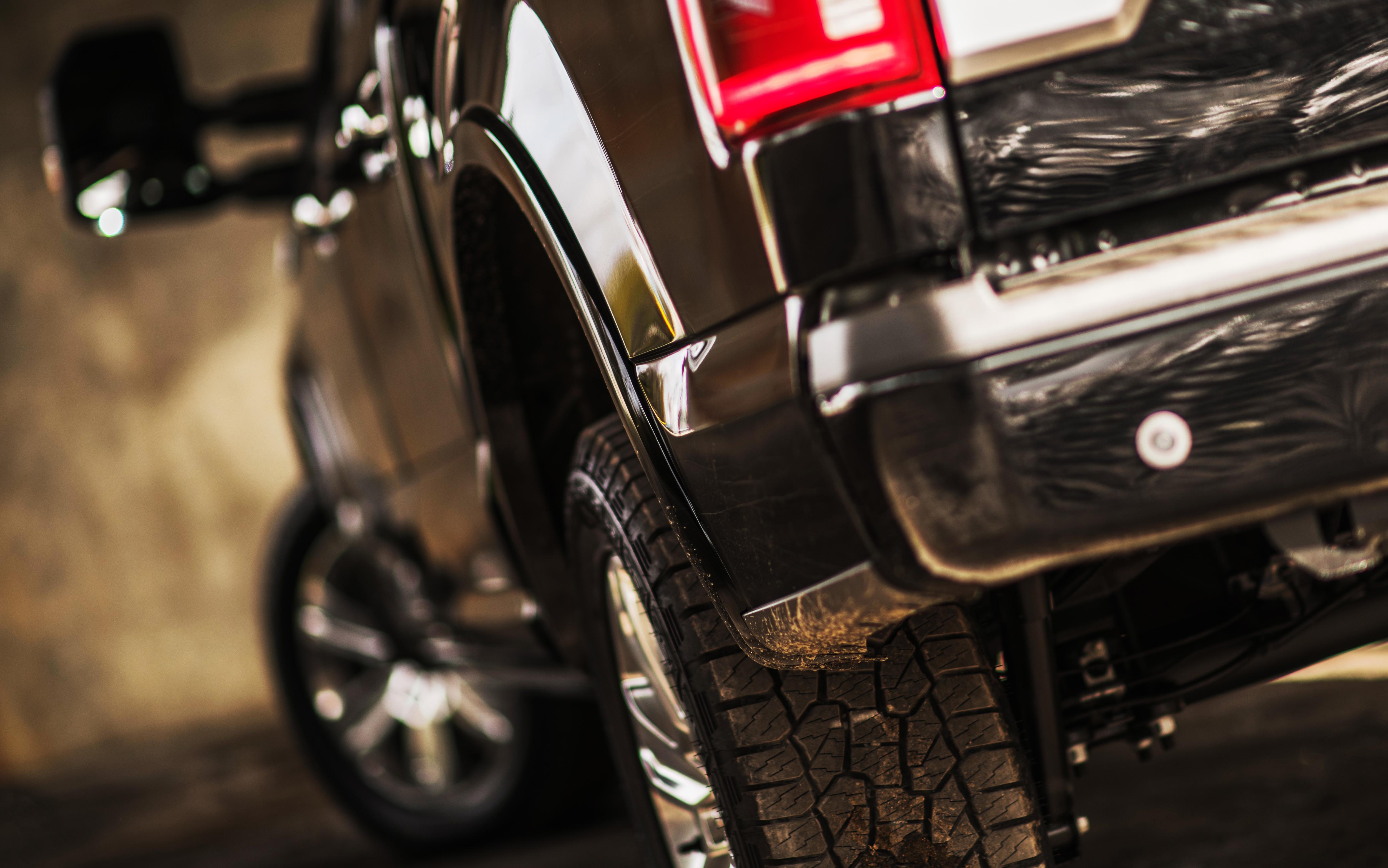 Przegląd samochodów ciężarowych